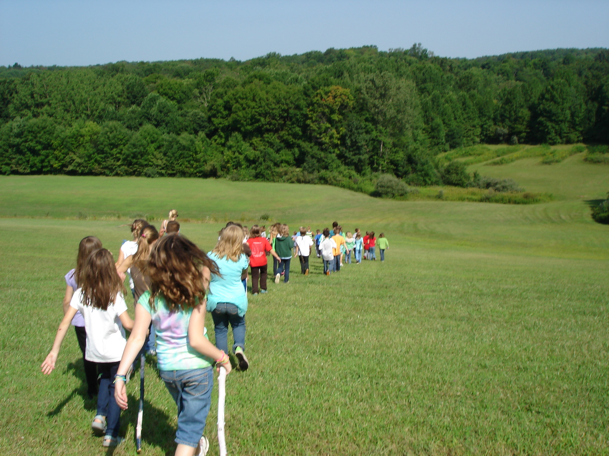 HHC provides a great experience for campers of all ages